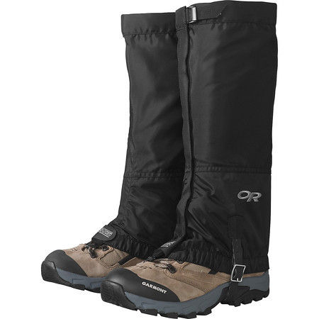 M's Rocky Mountain High Gaiter: cold weather gear that packs light